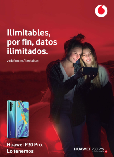 Onice Vodafone Revista Abril Mayo