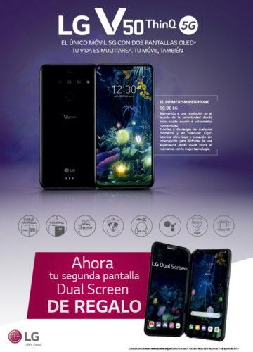 LG V50 ThinQ Onice Vodafone