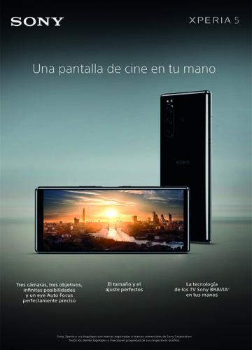 Onice Vodafone Sony Xperia 5