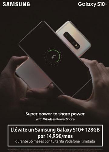 Onice Vodafone Samsung Galaxy S10+